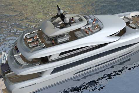 Syndicate Lifestyle Benefits - Curvelle power catamarans